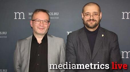 "В гостях у радио Mediametrics в программе ""3600 секунд"""